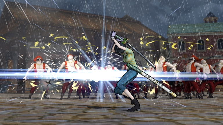 Tashigi / One Piece: Pirate Warriors 3