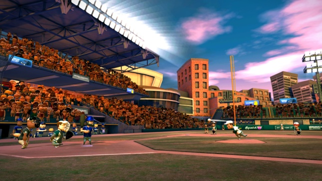 Super Mega Baseball - Great Seats