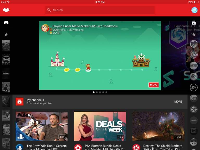 YouTube Gaming has finally arrived | Por fin llega YouTube Gaming