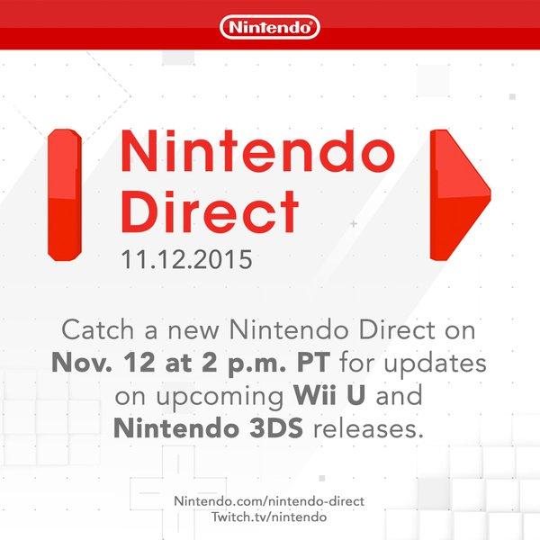 A new Nintendo Direct is coming this Thursday | Llega un nuevo Nintendo Direct este jueves